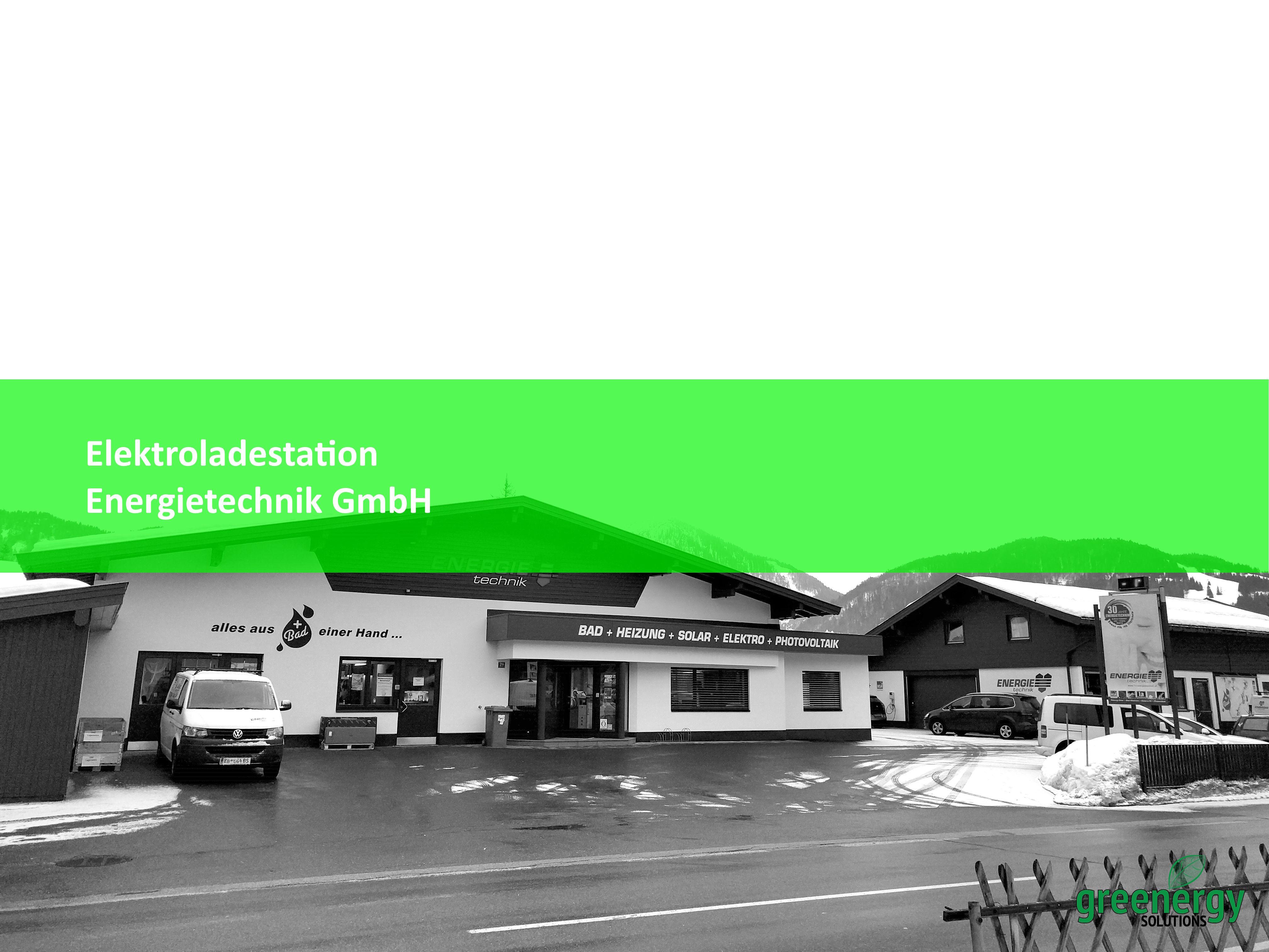 Ladesäule & Wallboxen Energietechnik GmbH